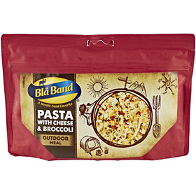 Bla Band Pasta with Cheese and Broccoli Outdoor Nutrition